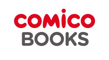 「comico books」ロゴ