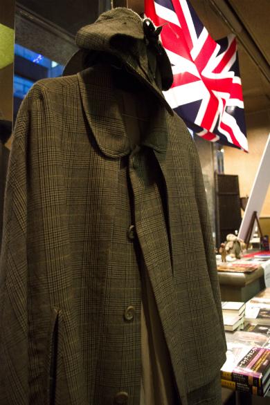 ホームズのコート
