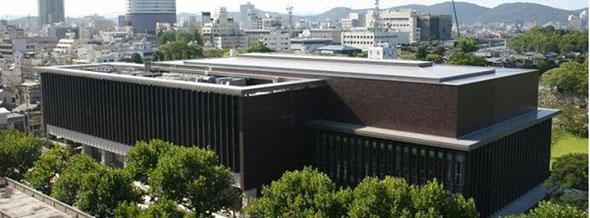 岡山県立図書館(画像出典:岡山県立図書館のFacebookページ)