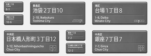 東京シティフォント
