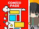 気分はもうcomico作家 comicoの公式写真編集アプリ「comico PAGE」リリース