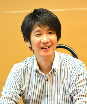 ACCESSで教育事業を統括する石橋穂隆氏