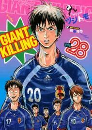 GIANT KILLING 28(ツジトモ 綱本将也/講談社)