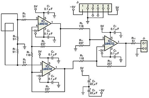 図A 図4のプローブの回路