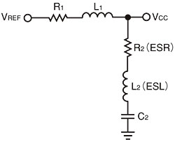 図2 スイッチングレギュレータのモデル