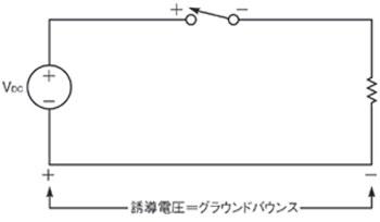 図2 スイッチを追加した回路