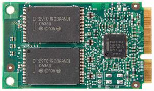 図1 Intel社の組み込みMiniPCIExpressモジュール