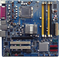 図1 Advansus社のシングルボードコンピュータ「iQ965-CI」