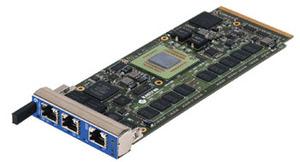 写真2 AdvancedMCモジュール「AM4100」
