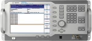 写真3 Agilent社のWiMAXテストセット「E6651A」