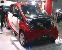 図15 三菱自動車のiMiEV
