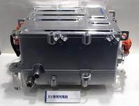 図17 ニチコンのiMiEV用車載充電器