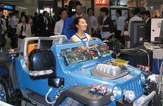 図28 イータスのFlexRayバギーカー