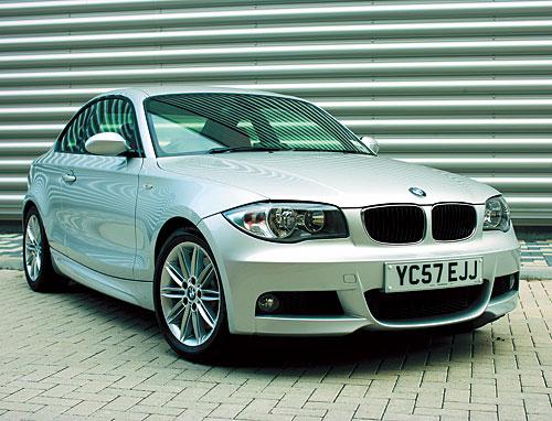 写真2 BMW123d(提供:BMW社)
