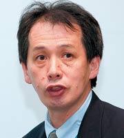 写真2 日産自動車の大国昌弘氏