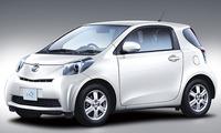 写真1 トヨタのiQ