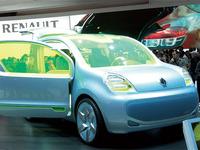 写真2 Renault社の「Z.E.Concept」