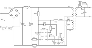 図3 RDFCの回路例