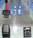 写真3ケーヒンの2輪車用小型次世代ECU