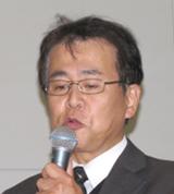 写真1 トヨタの稲津雅弘氏