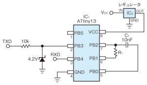図1 抵抗値の計測回路