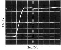 図6 パルスアンプによって生成された出力パルス