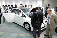 写真1トヨタ自動車の3代目「プリウス」
