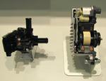 写真4アイシン精機の電動ウォータポンプ
