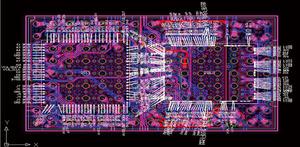 写真3 TexasInstruments社のアナログフロントエンド向けIC