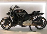 写真5ヤマハ発動機の「HV-X」
