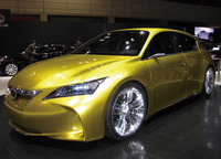 写真6トヨタ自動車の「LF-Ch」