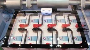 写真4三菱重工業のリチウムイオン電池