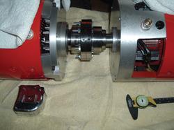 写真4クレイジーホースピントの電動システム(提供:MikeWillmon氏)