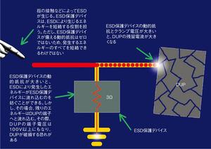 図2 ESDによるDUPの破壊