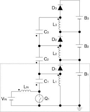 図1 本稿で紹介する均等化充電器