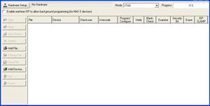 図1:ProgrammerのGUI表示例