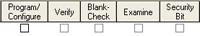 図3:プログラミング・オプションのチェックボックス画面の表示例