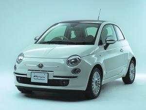 写真1「Fiat500EV」のベース車である「Fiat500」
