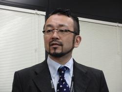 写真2 アナログ・デバイセズの日高良幸氏
