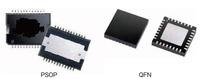 写真1 スマートパワーSoCに用いられるパッケージ