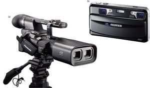 写真1 3Dカメラ