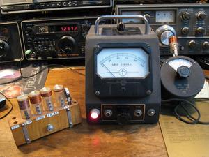 写真1 米BoontonMeasurements社のグリッドディップメーター「Model59」(提供:無線愛好家のKenBlume氏)