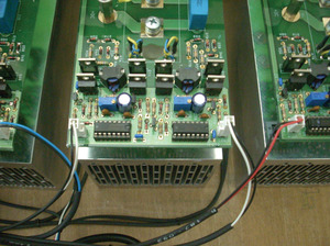 写真1 試作回路の外観