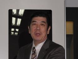 写真1 ベクター・ジャパンの早坂正義氏