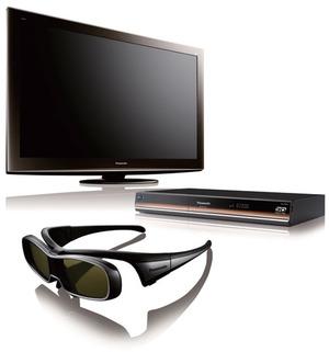 写真5 3Dテレビ