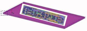 図6 プリント基板の近傍界解析に2次元ツールを利用