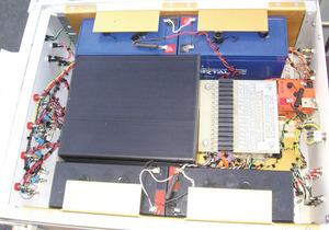 写真2 複数の電圧リファレンス回路を並列に配置したシステム