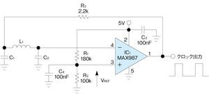図2 デューティ比を変更可能な発振回路