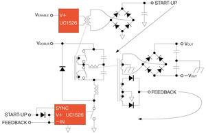 図6 AC-DC電源の例