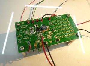 図3 2セルの太陽光パネルに向けた充電LSI